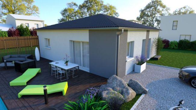 Projet Maison+Terrain sur Eysines 33320