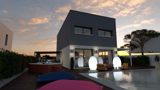Projet Maison+terrain sur Bordeaux