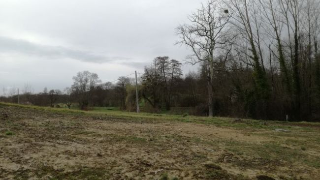 Terrain constructble St Quentin de Baron