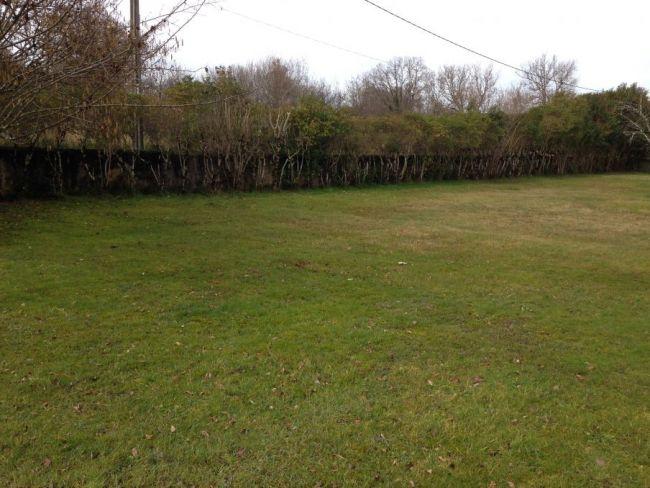 terrain à bâtir de 1266 m² sur la commune de LANGON