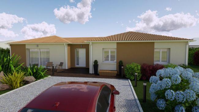 Projet Maison+Terrain sur le Barp 3314