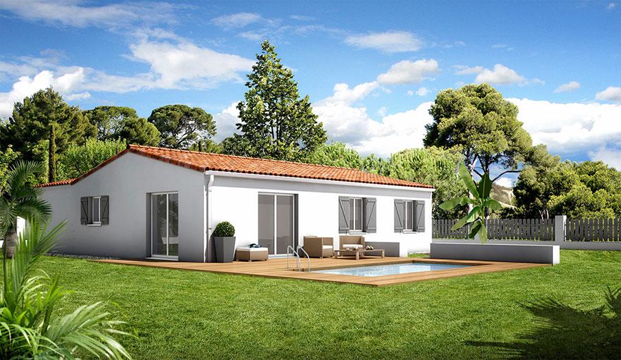maison modèle traditionnel modèle alizée