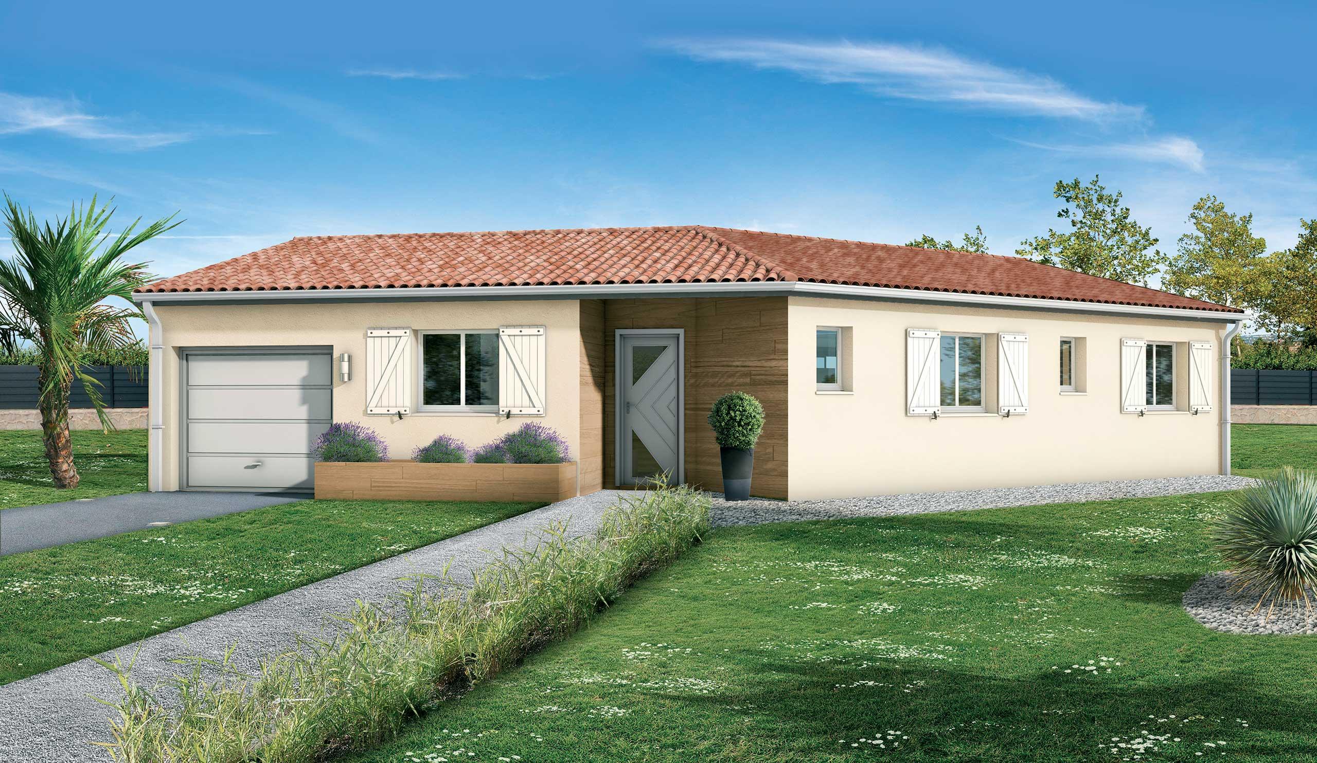 maison modèle de maison ebène : une maison aux multiples possibilités
