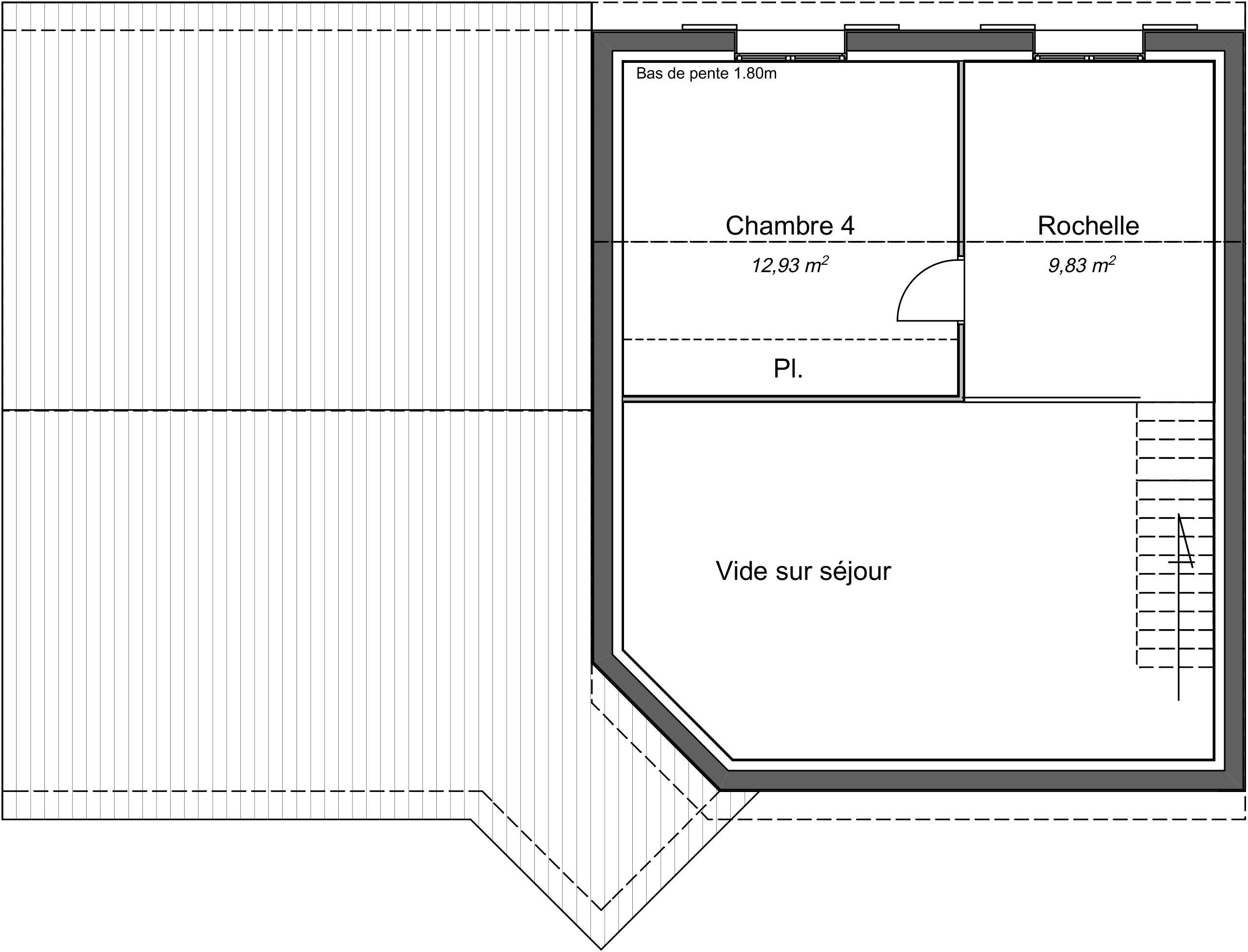 Maison Neuve Leognan 33 Gironde Constructeur Cadaujac 33