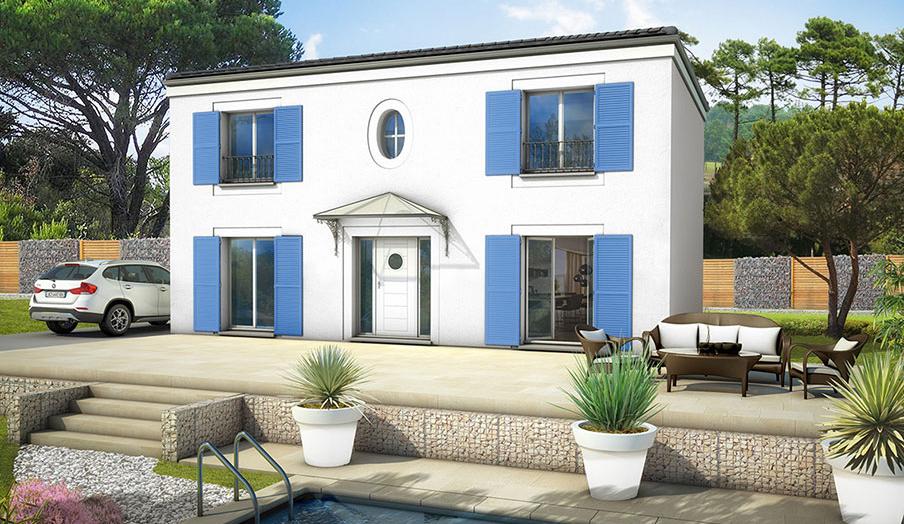 Gironde 33 terrain avec maison demeures d 39 aquitaine for Constructeur maison gironde avec tarif
