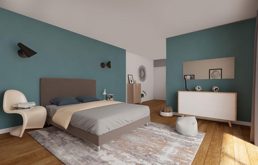 Modèle de maison Albizia : Une maison d'architecte au design soigné