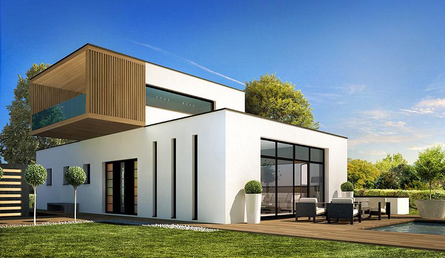Constructeur maison sanguinet 40460 demeures d 39 aquitaine for Maison aquitaine prix