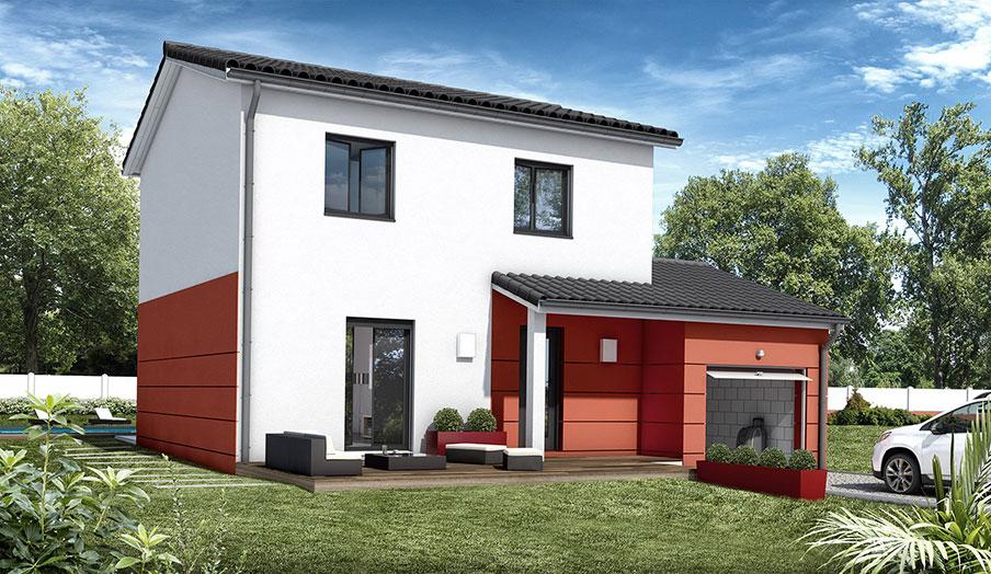 Maison à construire à Bruges