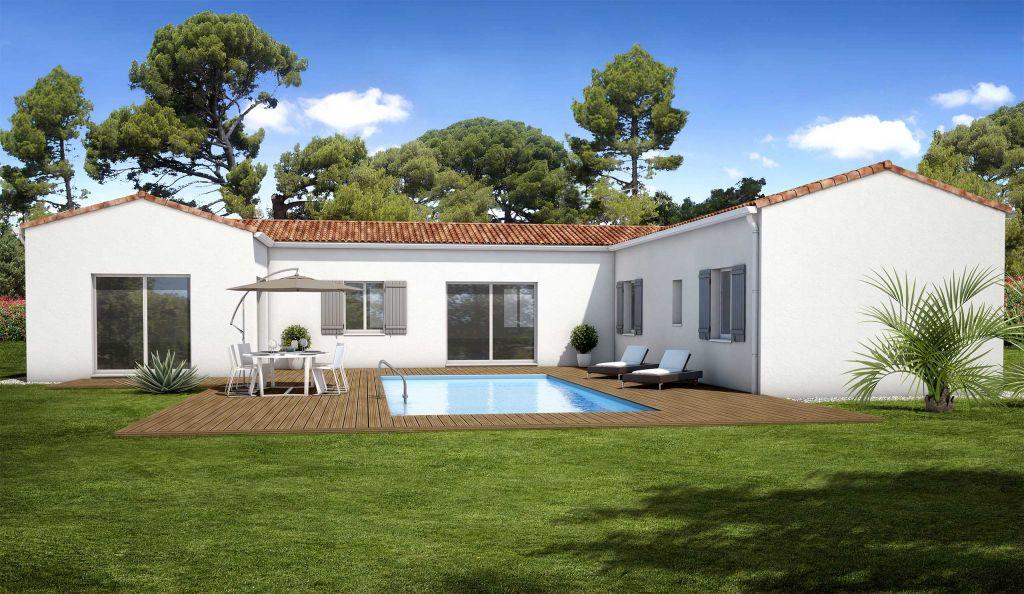 Modeles Et Plans De Maisons Plain Pied Plans Modeles