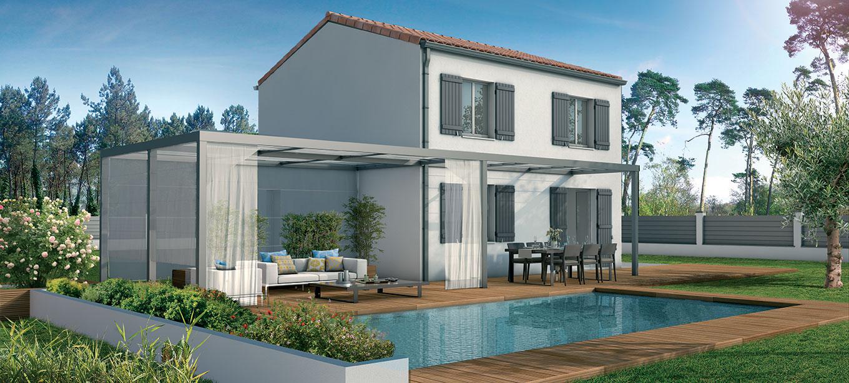demeures d 39 aquitaine constructeur nouvelle aquitaine et. Black Bedroom Furniture Sets. Home Design Ideas